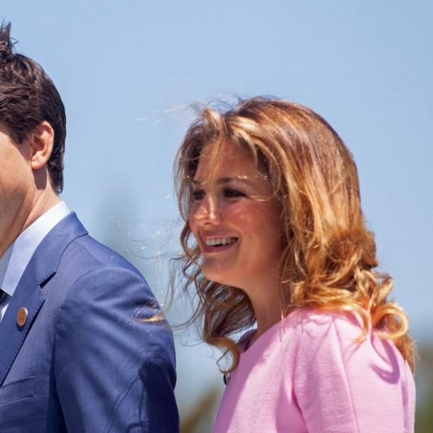 La esposa de primer ministro de Canadá se curó del nuevo coronavirus