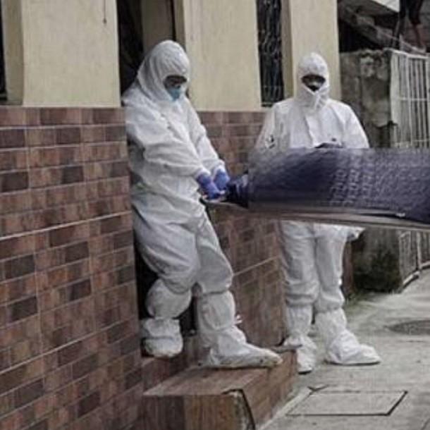 Retiran más de 100 cadávares de hogares en Ecuador aunque no saben si es por coronavirus