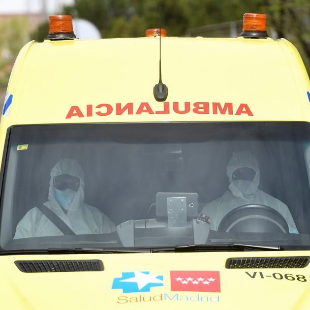 España registra 838 muertos por coronavirus en solo 24 horas