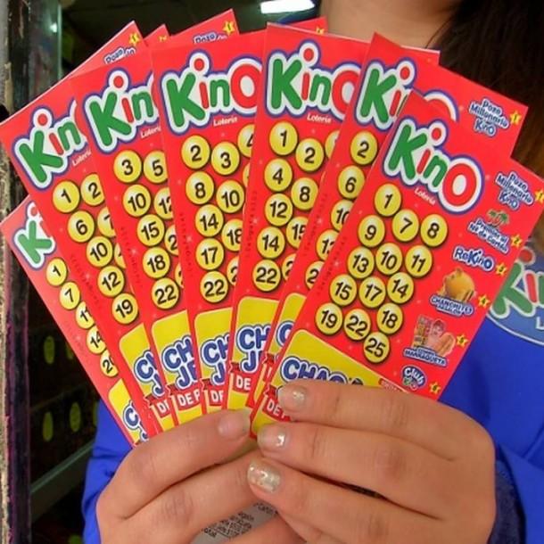 Kino: Revisa los números ganadores del sorteo 2268
