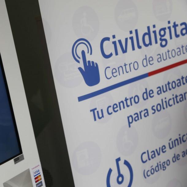 Registro Civil habilitó plataforma digital para obtener Clave Única desde el celular