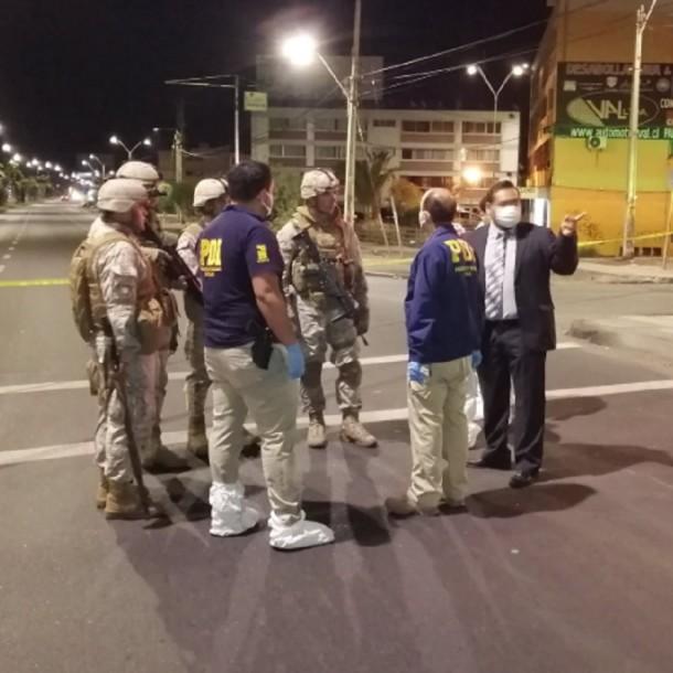 Toque de queda: Fiscalía investiga caso de chofer herido por funcionarios de Ejército