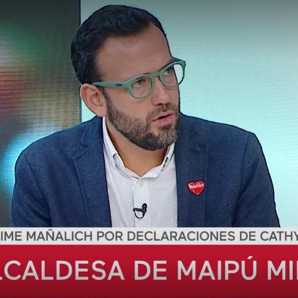 Diputado Vidal y episodio Barriga-Mañalich: