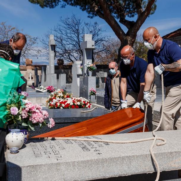 La crisis de las funerarias en Francia: