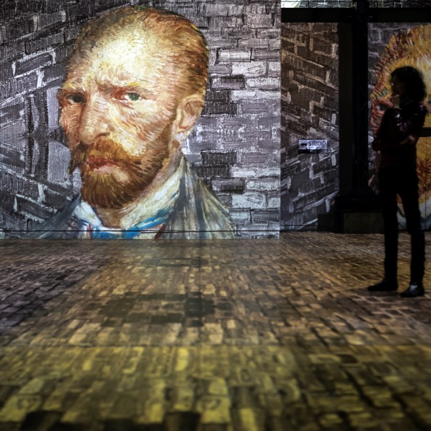 Roban pintura de Van Gogh desde un museo de Holanda en cuarentena por coronavirus