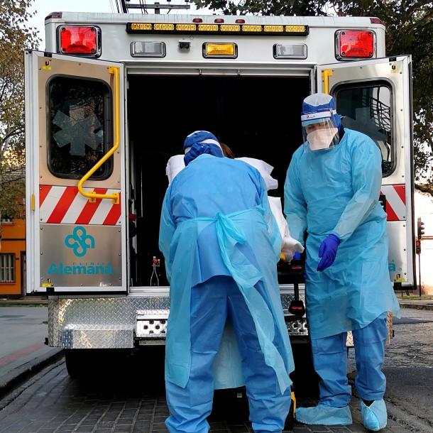 Directora de la Onemi de La Araucanía es internada tras complicaciones en cuadro de coronavirus