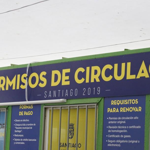 Alcaldes critican ley que permite prorrogar el pago del permiso de circulación