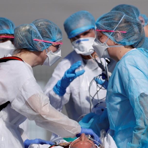 Coronavirus registra más de 700.000 casos de contagio en todo el mundo