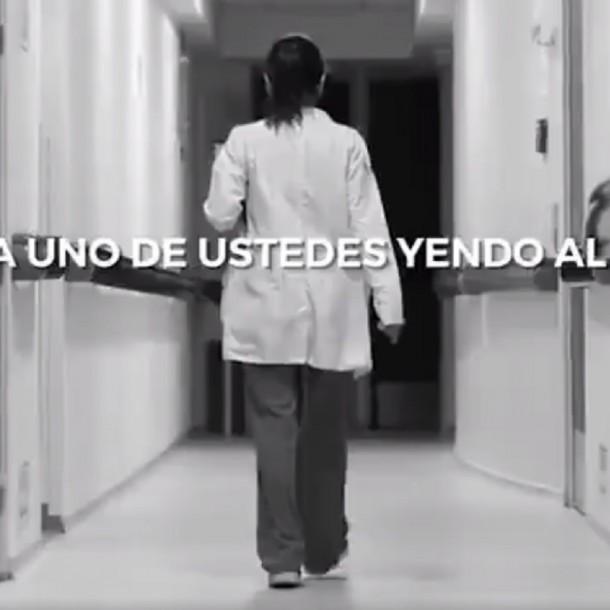 Con palabras de Marcelo Bielsa incluidas: El emotivo mensaje a la labor de funcionarios de la salud