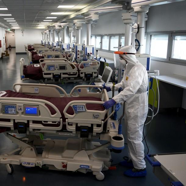 Coronavirus: Italia mantiene el confinamiento por lo menos hasta el 12 de abril