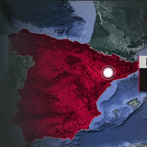COVID-19 en España: Supera a China en el número de contagios totales