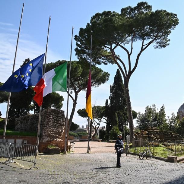 Cuatro miembros de una familia italiana mueren a causa del coronavirus