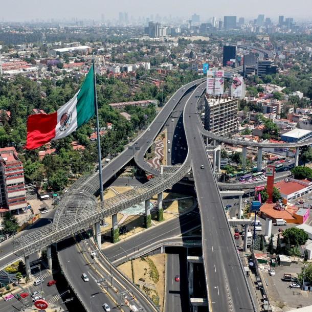 México declara emergencia sanitaria por epidemia de COVID-19