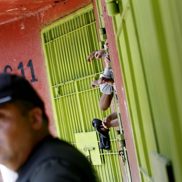 Poder Judicial confirma que nueve reos están en observación por posible contagio de coronavirus