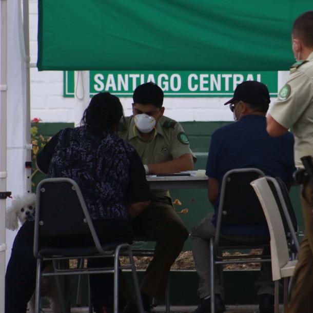 Compras y horas médicas lideran ránking de permisos temporales solicitados en cuarentena