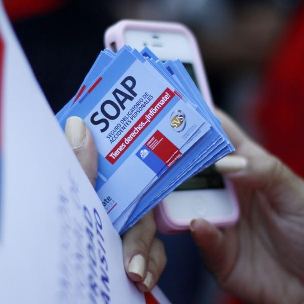 Seguro obligatorio no fue aplazado: Revisa cuándo vence el plazo para renovar el SOAP