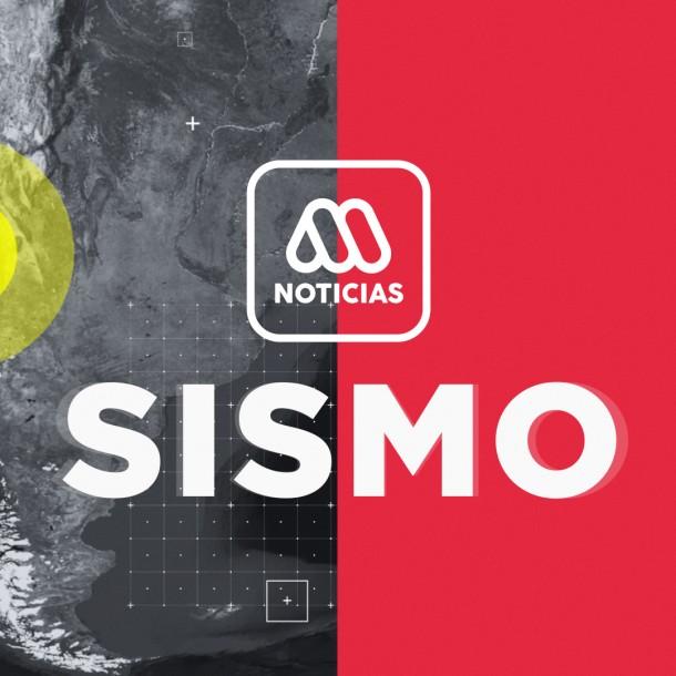 Temblor afectó a la zona sur-austral de Chile