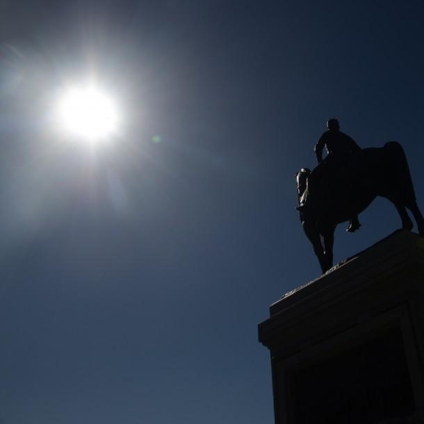 Máxima de 35 grados: Anuncian temperaturas de verano en Santiago para este jueves