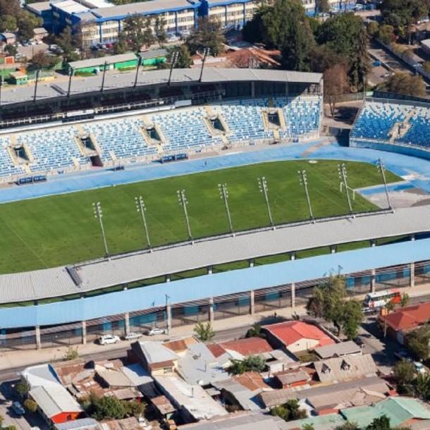 Estadio El Teniente de Rancagua se convertirá en hospital de campaña por el Coronavirus