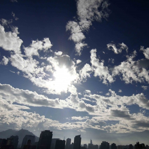 Santiago brumoso por la mañana: Revisa el pronóstico del tiempo