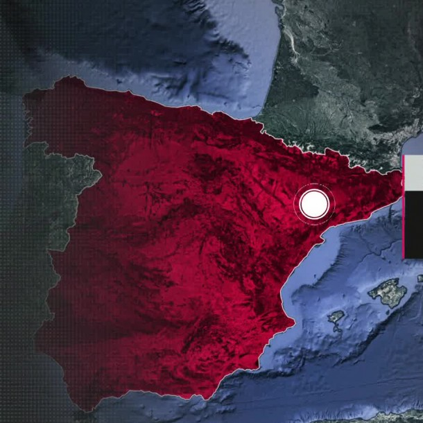 COVID-19 en España: Muertos podrían superar los 15 mil en seis días