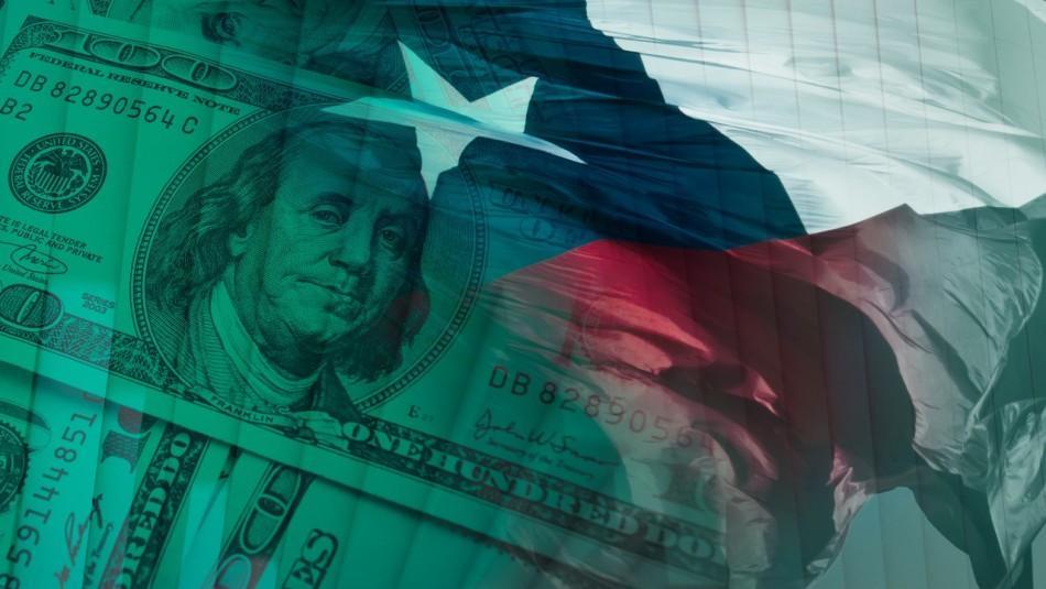 Dólar cierra a la baja y cotiza por debajo de los $860