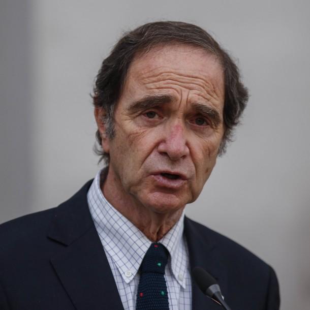 Gobierno presentará veto aditivo para proyecto de indulto conmutativo a reos
