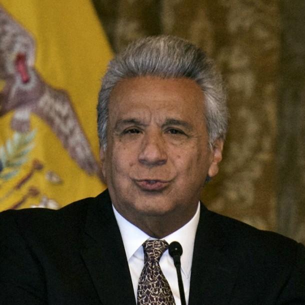 Presidente de Ecuador reconoce