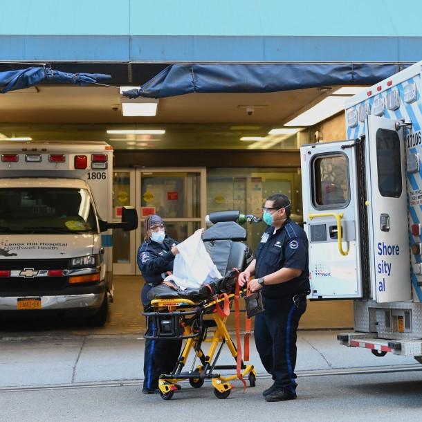 Estados Unidos supera los 5.000 muertos por coronavirus