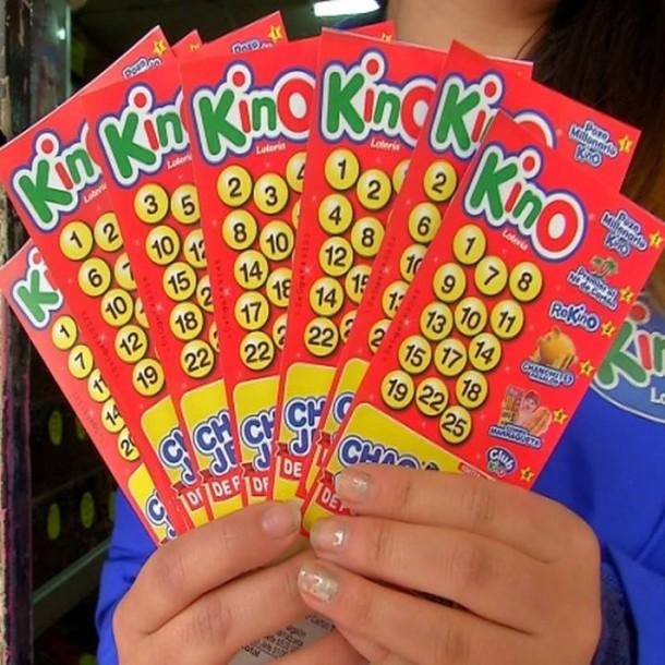 Kino: Revisa los números ganadores del sorteo 2269