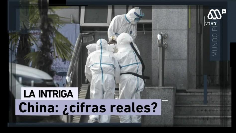 ¿Es real la información y las cifras que entrega China sobre la pandemia?
