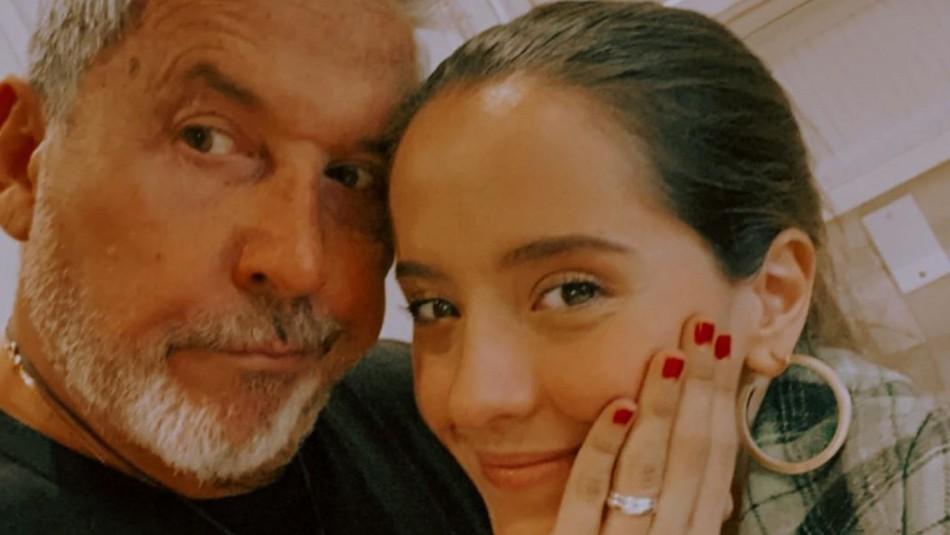 Ricardo Montaner anuncia que su hija tiene una sorpresa y todos creen que será abuelo