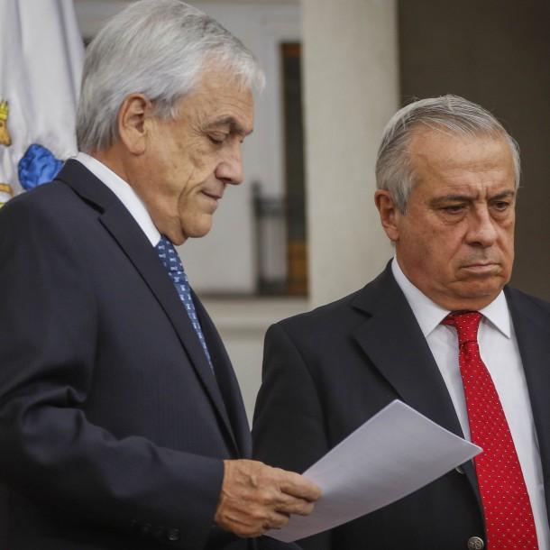 Cadem: Cae aprobación de Piñera y Mañalich en cuanto a su gestión ante coronavirus