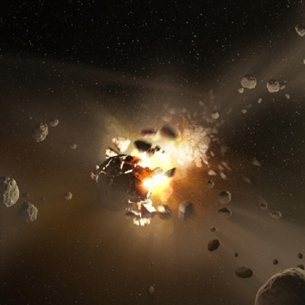 Científicos chilenos descubren 4.500 asteroides nuevos en el Sistema Solar