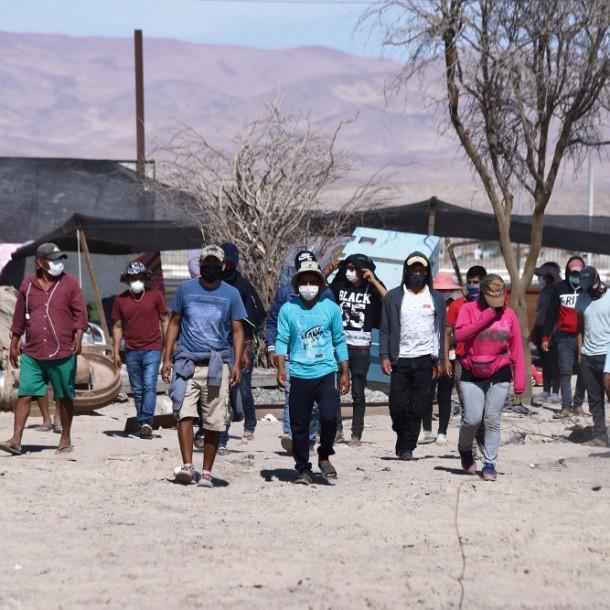 Bolivia autoriza repatriación de unos 500 de sus ciudadanos varados en Chile