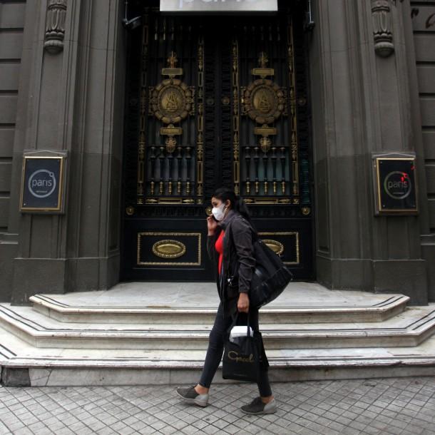 Informe Google revela reducción de los movimientos en Chile tras confinamiento