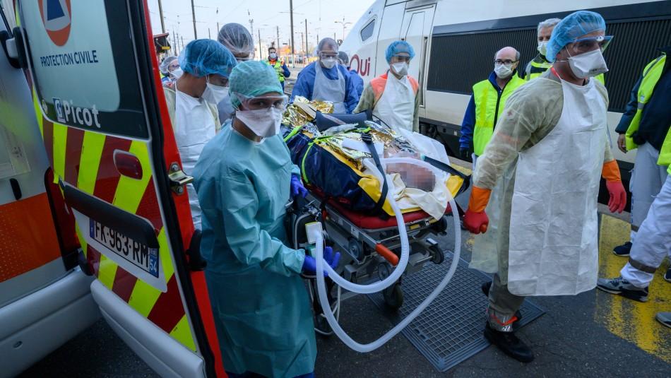 Al menos 53.000 personas han muerto en el mundo por coronavirus