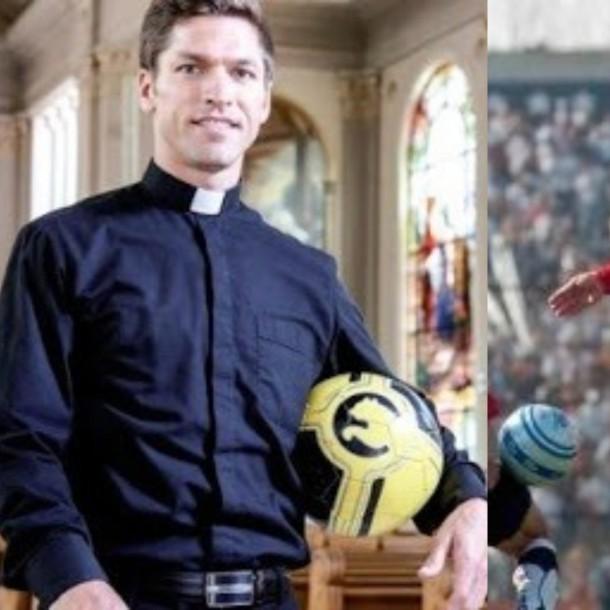 La bendición del ex futbolista y ahora cura Hase Hilgenbrinck para Chillán y su amado Ñublense