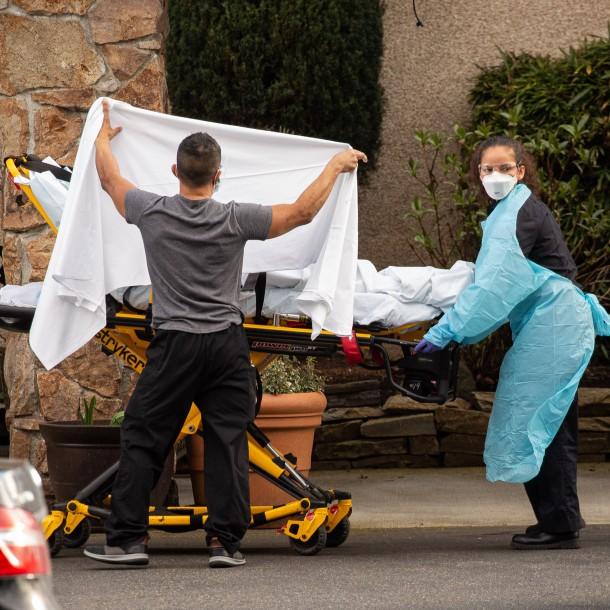 Estados Unidos registra nuevo récord de fallecidos por coronavirus: 1.480 decesos en 24 horas