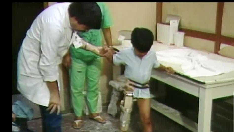 De la Teletón a ayudar en la lucha contra el coronavirus: La historia del bioquímico Fernando Valiente