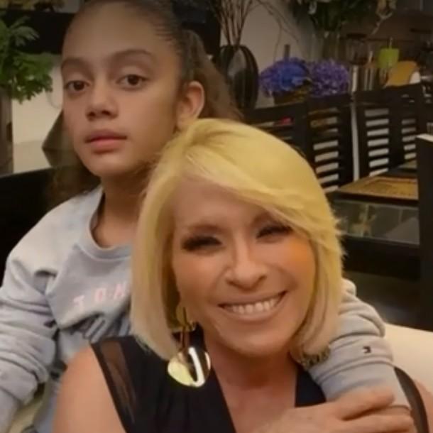 La hija que le cambió la vida a Yuri y que la acompañó en Teletón 2020: La adoptó a los siete meses