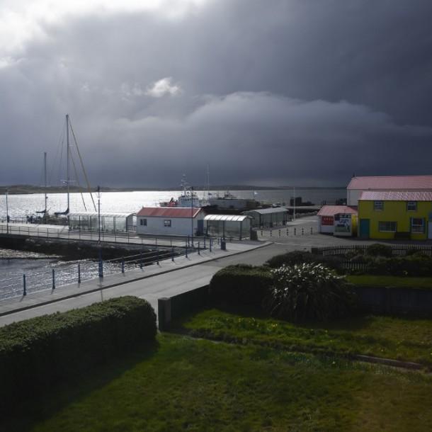 Confirman primer caso de COVID-19 en islas Falklands/Malvinas