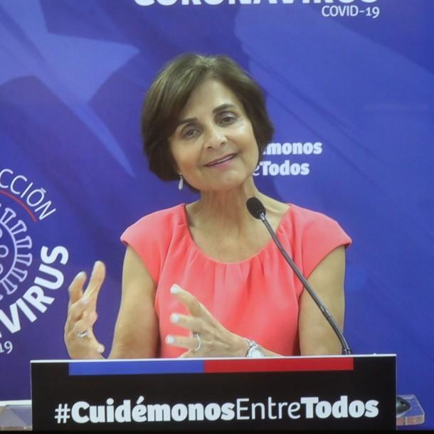 Subsecretaria Daza confirma caso de contagio de personal médico en Hospital San José