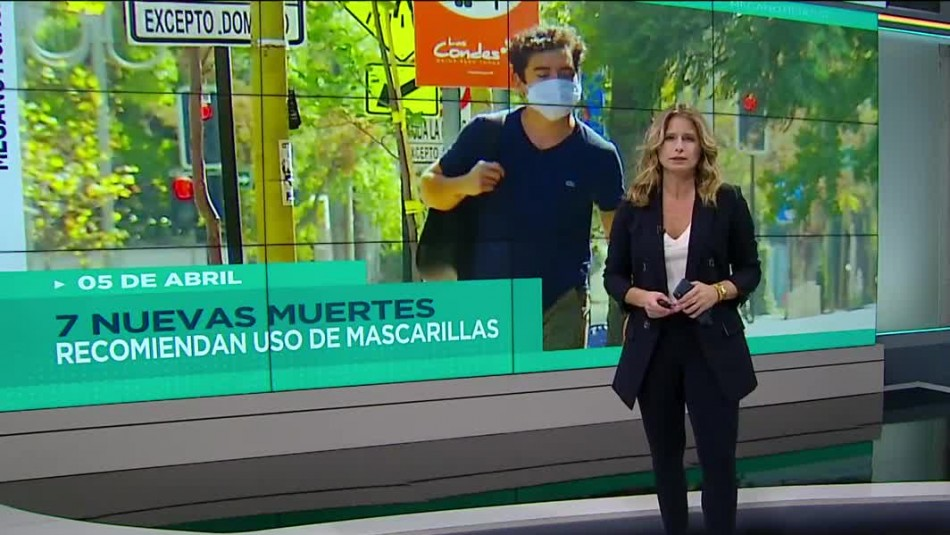 Meganoticias Prime - Domingo 05 de abril 2020