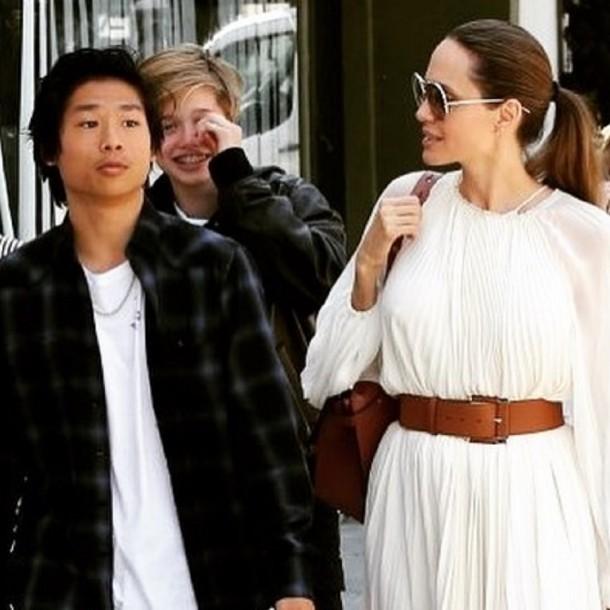 Esta es la rutina que los hijos de Angelina Jolie cumplen durante la cuarentena por el coronavirus