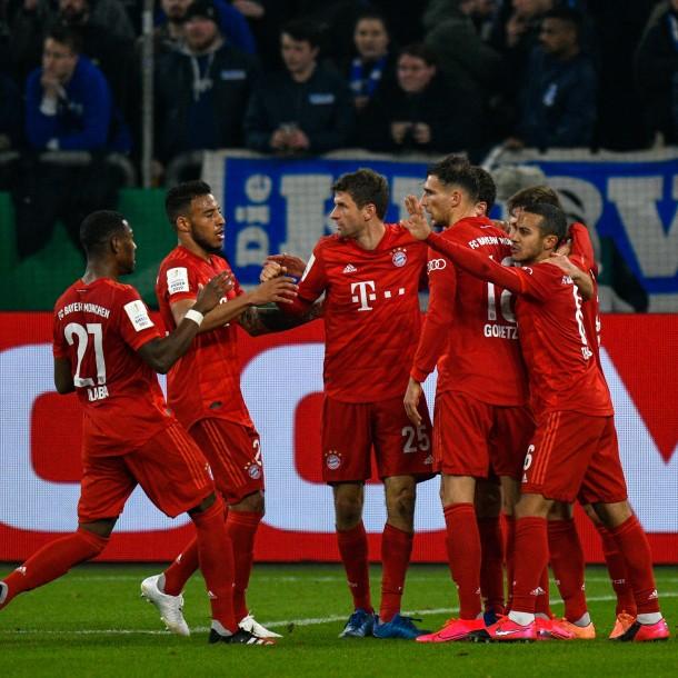 Bayern Munich regresa a los entrenamientos este lunes en plena pandemia de coronavirus