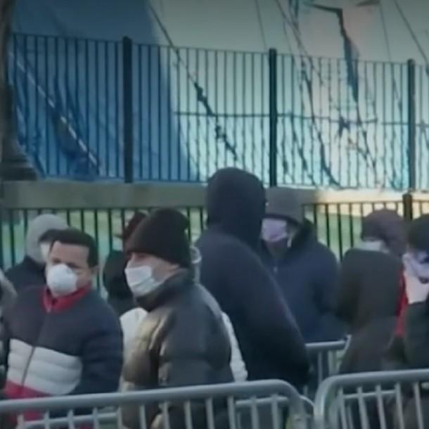 Estados Unidos en peligro: La cruda pandemia en la superpotencia