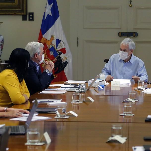 Nuevos anuncios del Gobierno por coronavirus: Hualpén y San Pedro entran en cuarentena