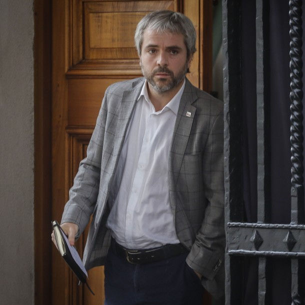 Gonzalo Blumel y el detalle de su declaración ante la fiscalía por el
