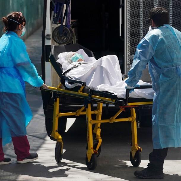 Desciende número de fallecidos por día en España: Se registraron 674 muertes en las últimas 24 horas